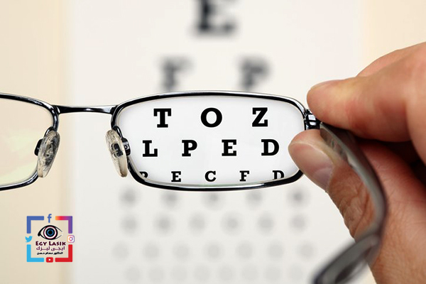 اختبار النظر