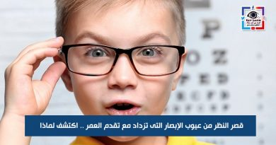 myopia in children