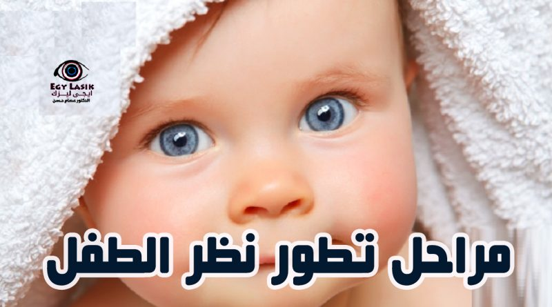 eye development in babies